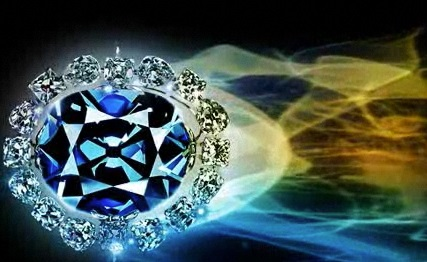 famous hope diamond